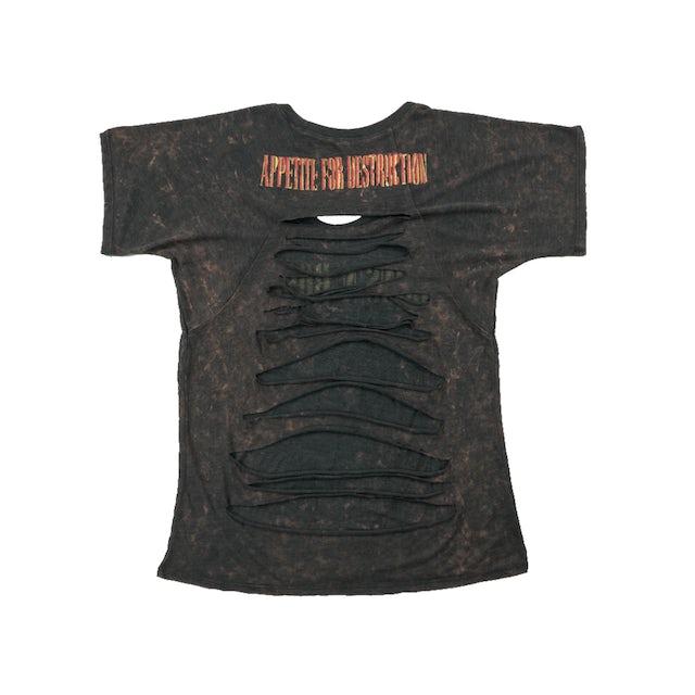 Guns N' Roses AFD Cut Back Women's T-Shirt