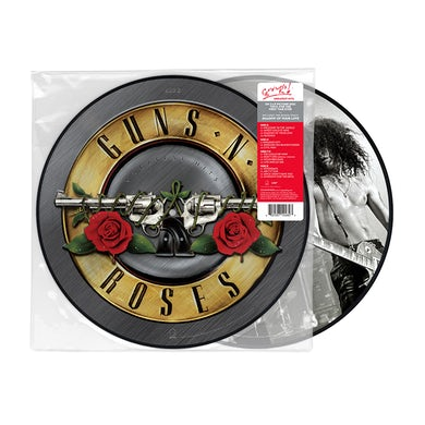 Guns N' Roses Greatest Hits Picture Disc