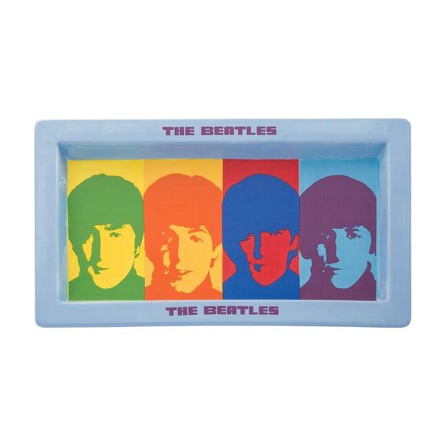 The Beatles Color Bar 16 Inch Ceramic Serving Platter