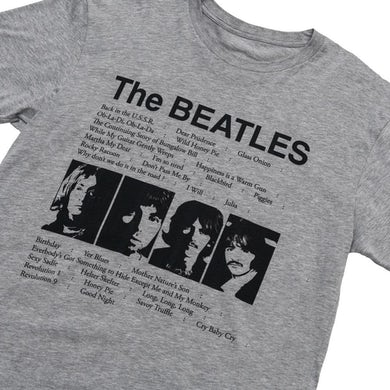 70436155e117 ... The Beatles (White Album) Super Deluxe Edition + T-Shirt