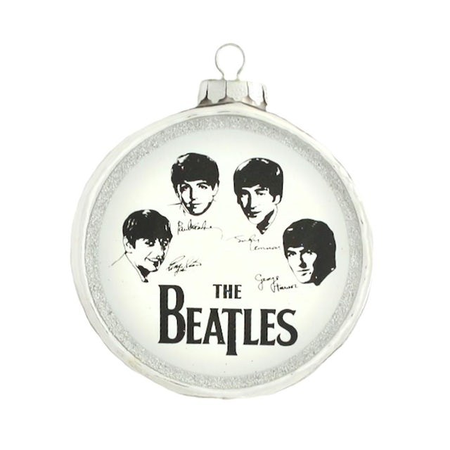 The Beatles Beatlemania Ornament