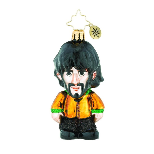The Beatles King George Ornament