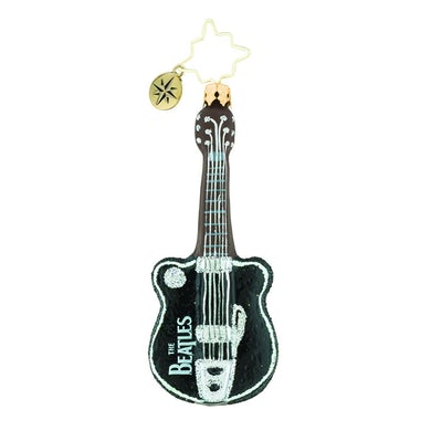 The Beatles String of Hits Ornament