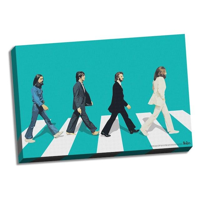 The Beatles Green Horizon Abbey Road Canvas