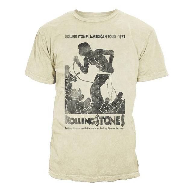 The Rolling Stones American Tour 1972 T-Shirt