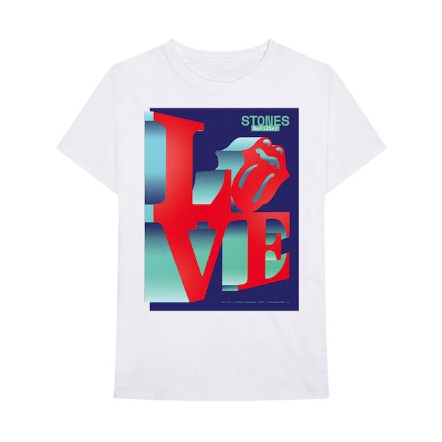 The Rolling Stones Philadelphia T-Shirt