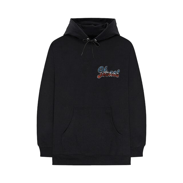 The Rolling Stones US Tongue Hoodie