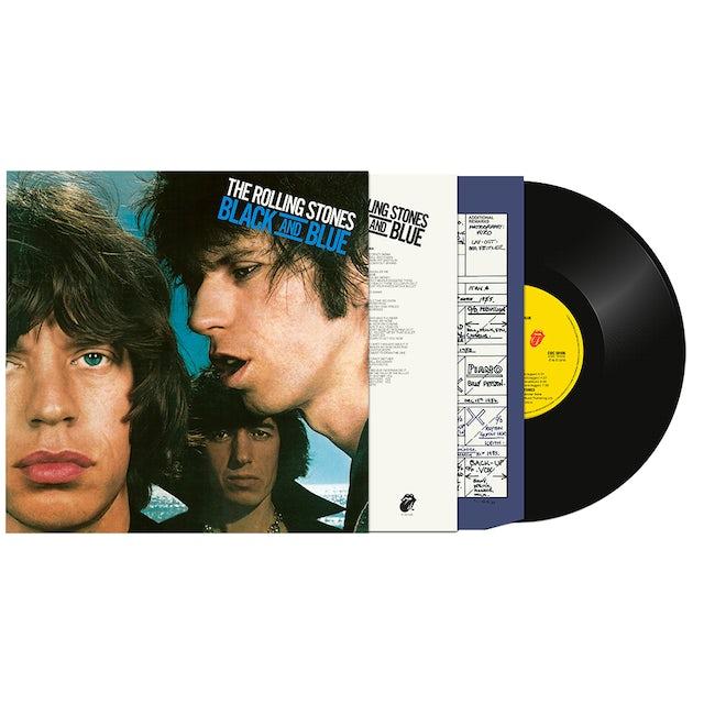 The Rolling Stones Black and Blue LP - Half Speed Master (Vinyl)