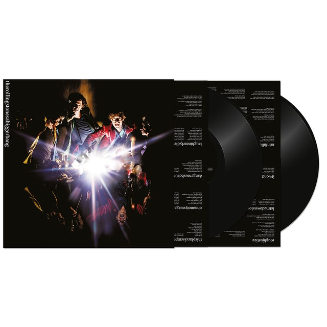 The Rolling Stones A Bigger Bang 2LP - Half Speed Master