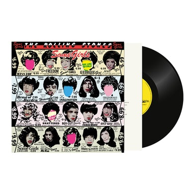 The Rolling Stones Some Girls LP (Vinyl)