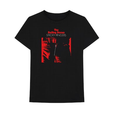 The Rolling Stones Sticky Fingers Los Angeles Fonda Theater T-Shirt