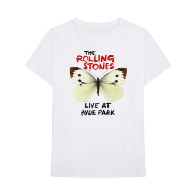 The Rolling Stones Live at Hyde Park T-Shirt