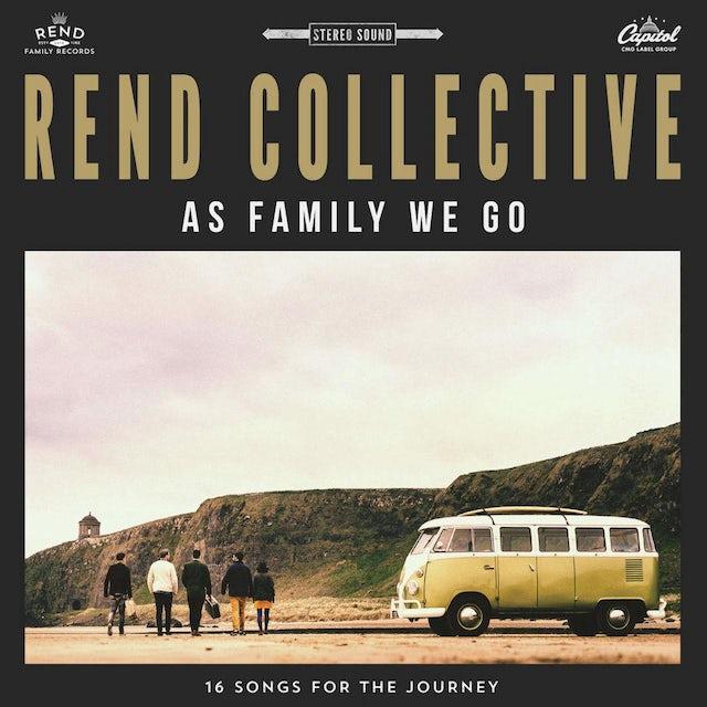 SOZO Goods Rend Collective - As Family We Go Vinyl (Double Vinyl)