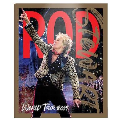 Rod Stewart 2019 World Tour Program