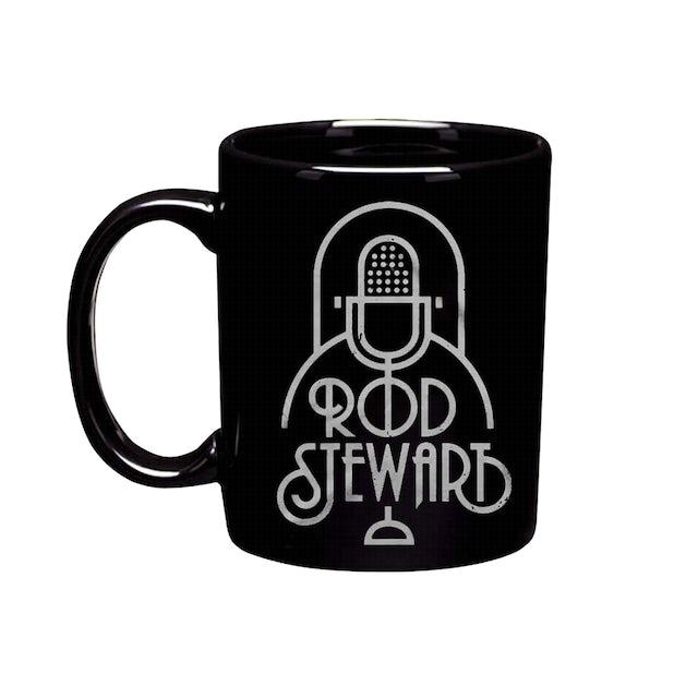Rod Stewart Mic Mug