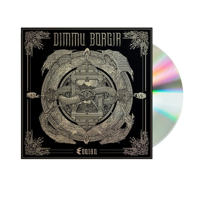 Dimmu Borgir Eonian CD