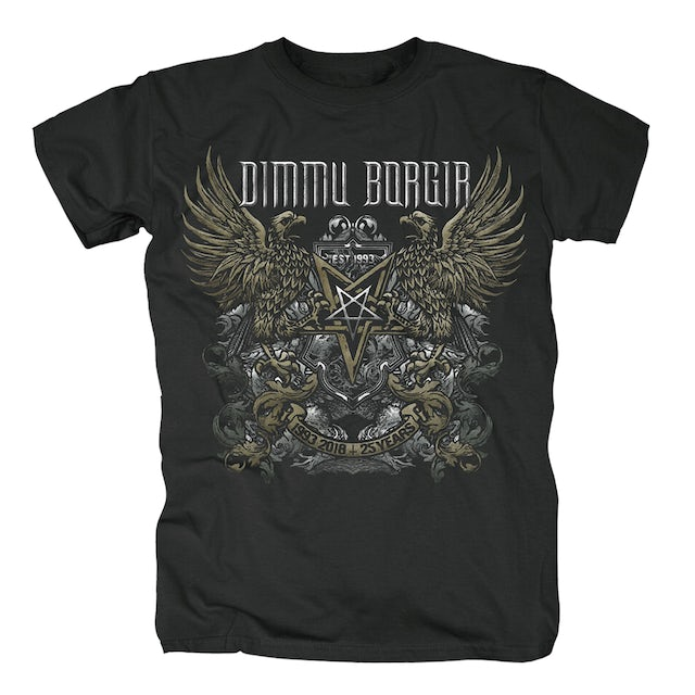 Dimmu Borgir 25 Years T-Shirt