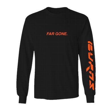 Burns Far Gone Longsleeve T-Shirt