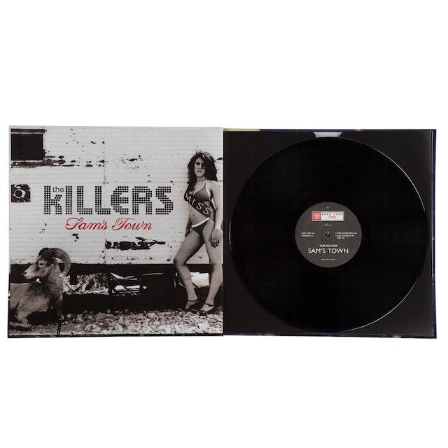 The Killers - Sam's Town 10th Anniversary Vinyl 2LP