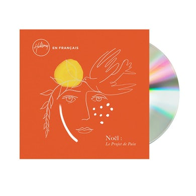 Hillsong Worship The Peace Project CD