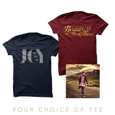 Vashawn Mitchell Deluxe Digital Album + Your Choice Of Tee