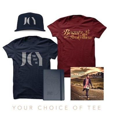 Vashawn Mitchell Deluxe Digital Album Fanpack