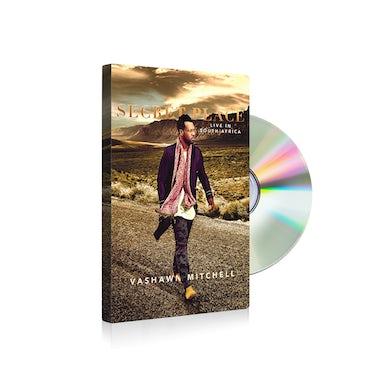 Vashawn Mitchell Secret Place DVD Video Album