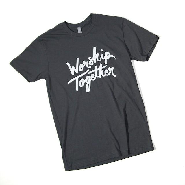 Worship Together Script T-Shirt