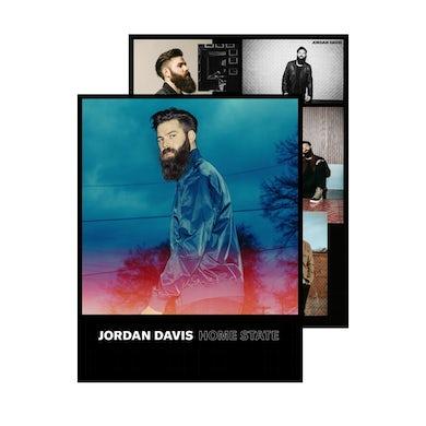 Jordan Davis Home State Poster