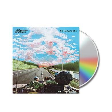 The Chemical Brothers No Geography CD