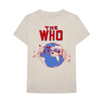 The Who World Tour T-Shirt