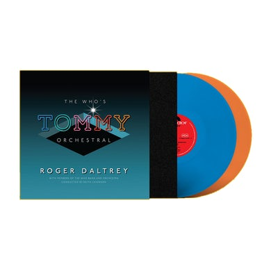 The Who's Tommy Orchestral - Blue & Orange Colored Double LP (Vinyl)