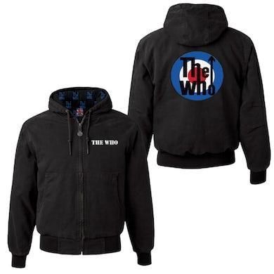 The Who Custom Canvas Jacket