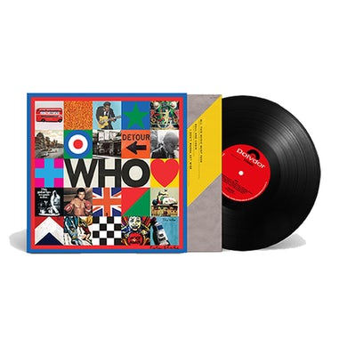 The Who Standard LP (Vinyl)