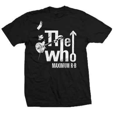The Who Maximum R&B T-Shirt