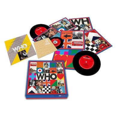 "The Who 7"" Box Set w/ Live at Kingston CD"
