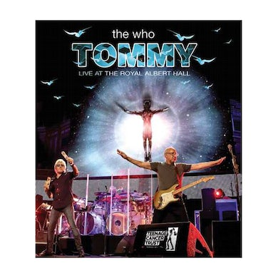 The Who Tommy Live at the Royal Albert Hall 2017 DVD