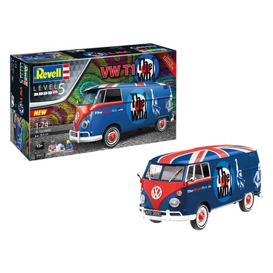The Who The Magic Bus - Revell Model Kit