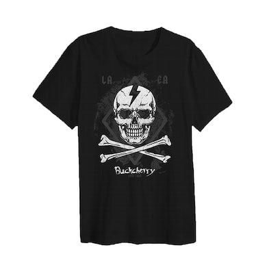 Buckcherry Skull N' Bones T-Shirt