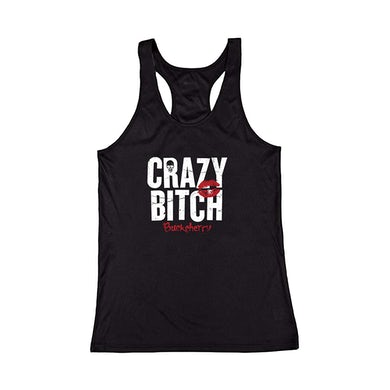 Buckcherry Crazy Bitch Ladies Tank