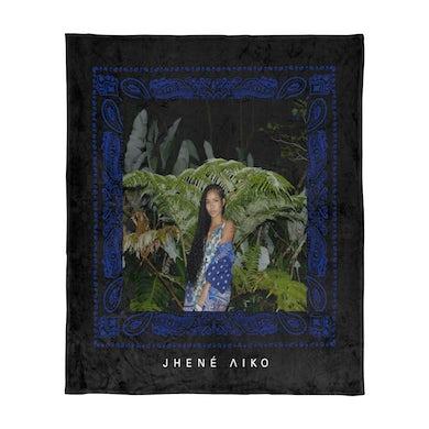 Jhené Aiko GRAPHIC BLANKET