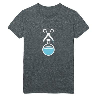Cut Chemist Logo T-shirt (Heavy Metal)