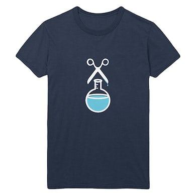 Cut Chemist Logo T-shirt (Navy)