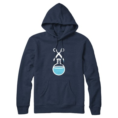 Cut Chemist Logo Hoodie (Navy)