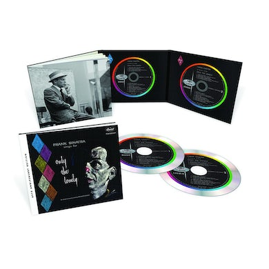 Frank Sinatra Sings For Only the Lonely (2 CD-New Stereo Mix) (Vinyl)