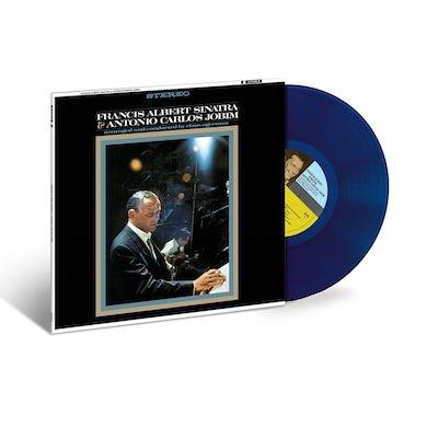 Frank Sinatra Francis Albert Sinatra & Antonio Carlos Jobim (180g Ltd Ed Blue Vinyl)