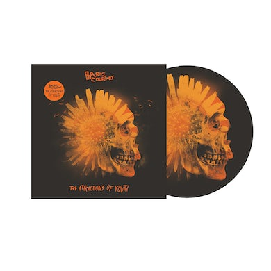"""Barns Courtney """"Attractions Of Youth"""" Vinyl"""
