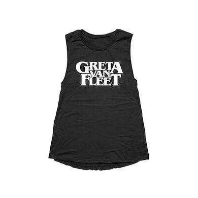 Greta Van Fleet WOMEN'S LOGO TANK