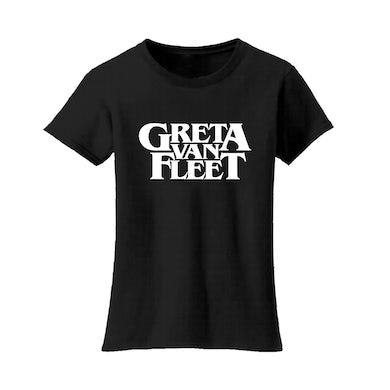 Greta Van Fleet Women's Logo Tee