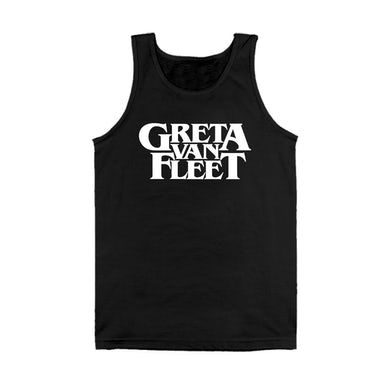 Greta Van Fleet Logo Tank Top